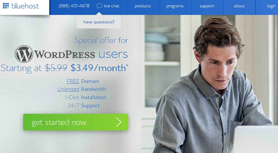 bluehost_homepage